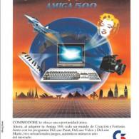 Creación y fantasia Amiga 500