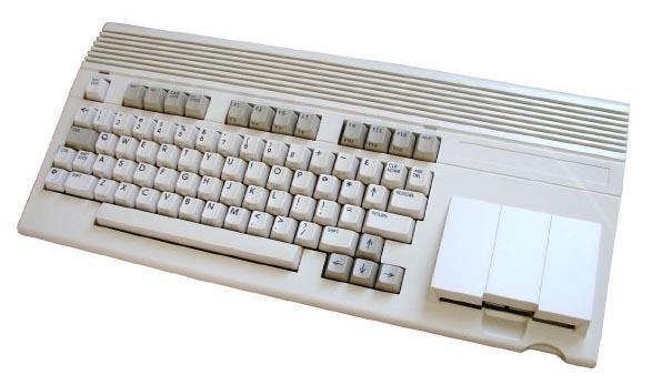 Ordenador Commodore 65
