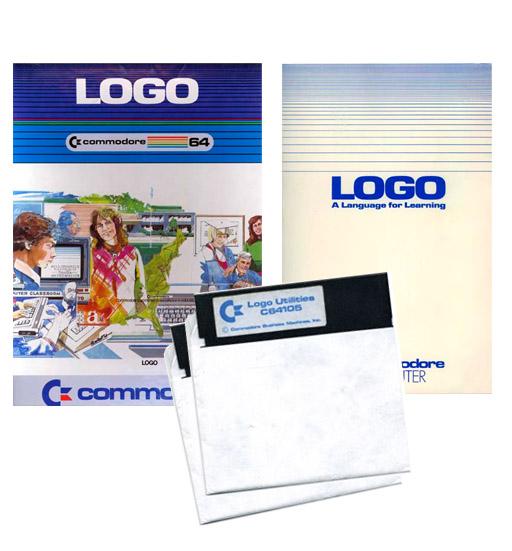 box logo commodore c64105