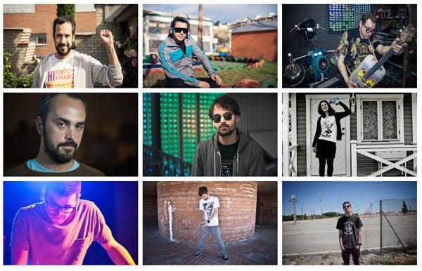 Artistas Españoles Europe in 8 bits
