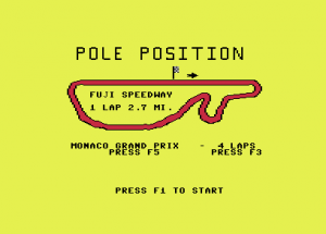 pole poisition - Circuito