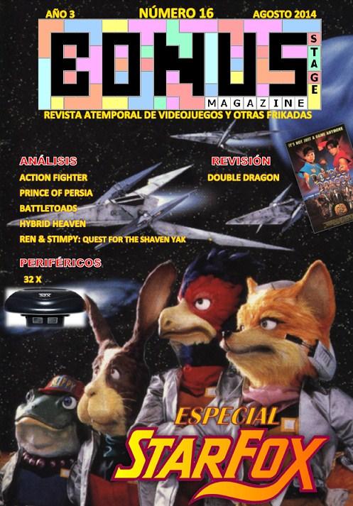 Bonus Stage Magazine - nº16 Año 3