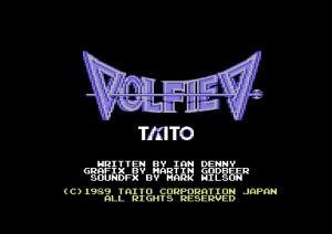 volfied - Taito (Commodore) - Captura 4