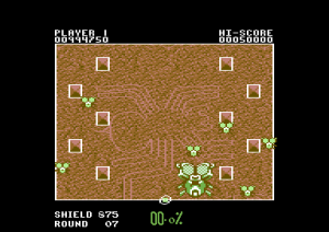volfied - Taito (Commodore) - Captura 2