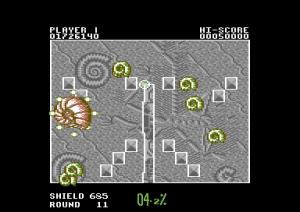 volfied - Taito (Commodore) - Captura 3