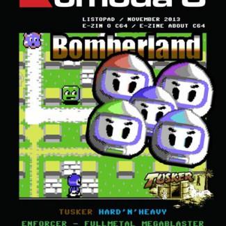 Magazine Komoda