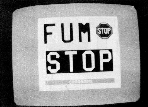 fumostop Commodore 64 - captura pantalla