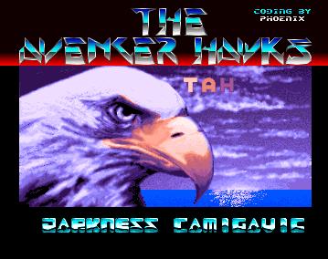 the avenger Hawks