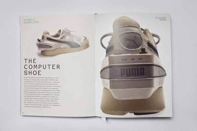 El catalogo publicitario -  The Computer Shoe
