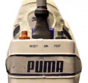 TRASERA PUMA RS 100 COMPUTER