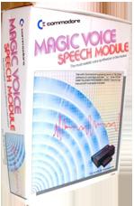 caja magic voice speech module