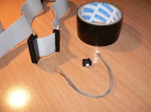 Botón Reset Commodore 64 - Imagen 1