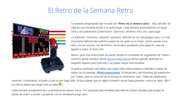 Captura Retro semana retro