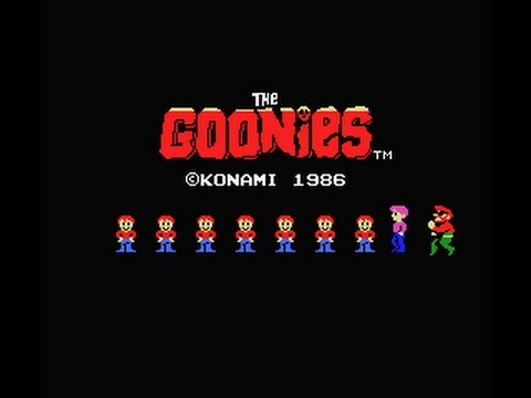 Goonies Mxs