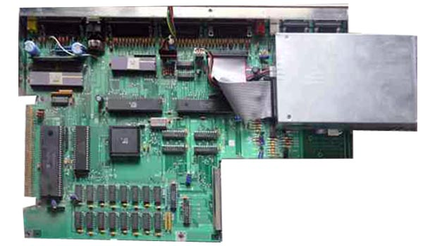 MotherBoard Amiga 500 Rev 4