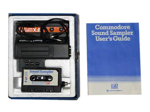 Pack Sound Sampler SFX Commodore