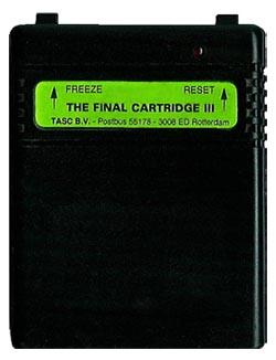 Cartucho final cartridge III