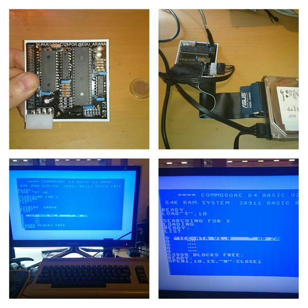 Disco duro C64 - Imagen 2