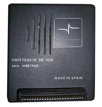 MHT Sintetizador de Voz