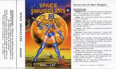 Space Smugglers