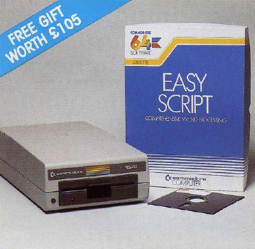 Easy Scrip - C64