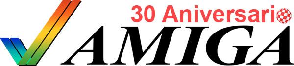 logo aniversario amiga 30