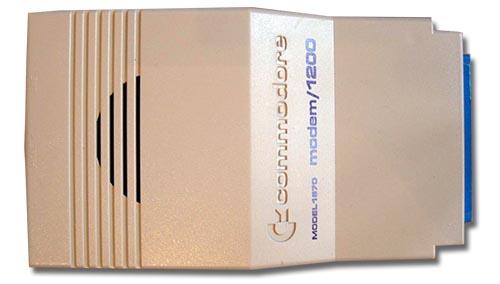 Commodore Modem 1200
