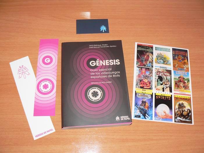 GÉNESIS - Guía videojuegos 8bits (20)