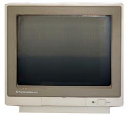 Monitor Commodore 1407