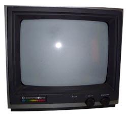 Monitor Commodore CM-141