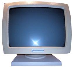 Monitor Commodore DM-14