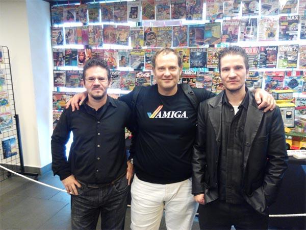 Batman Group - Demoscene Amiga