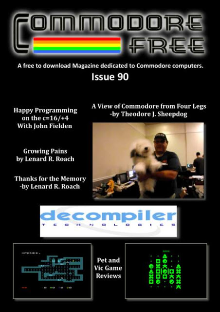 Commodore Free Magazine 90