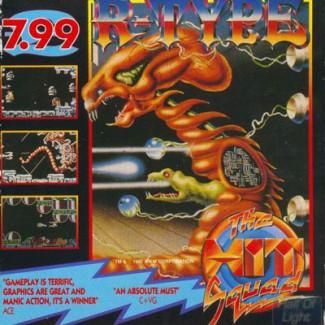 R-Type – Amiga