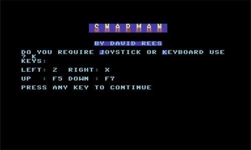 Snapman versión en Ingles