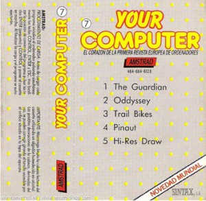 Your Computer Amstrad (7)