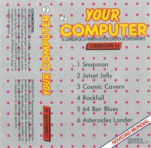 Your Computer Commodore (2)