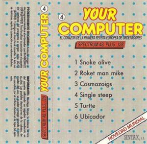Your Computer Spectrum (4)