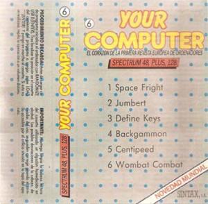Your Computer Spectrum (6)