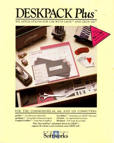 Frontal DeskPack Plus