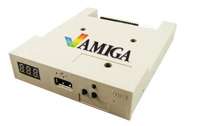 Preparación de la Gotek para Commodore Amiga