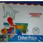 Laberintos logicos - Fisher Price - Commodore 64