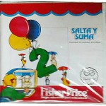 Salta y suma - Fisher Price - Commodore 64