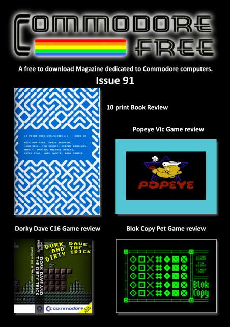 Commodore Free Magazine 91