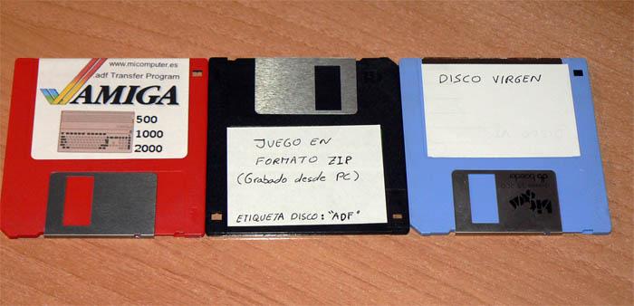 Disco software ADF Transfer Kit