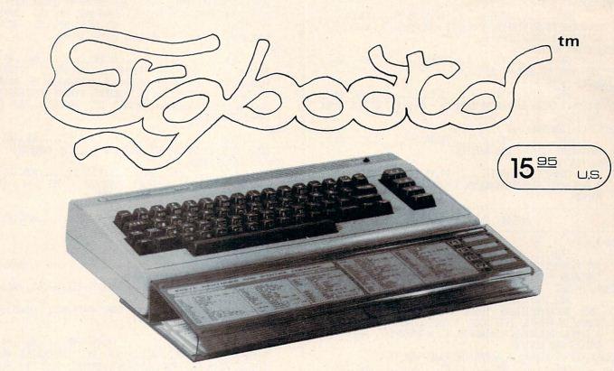 Ergboard Commodore 64
