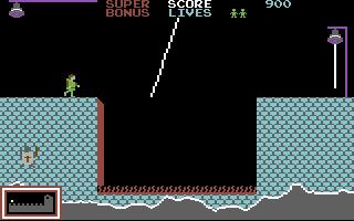 Hunchback - Commodore 64 - 1