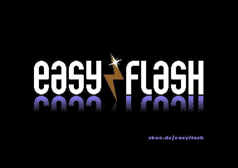 Easy Flash logo