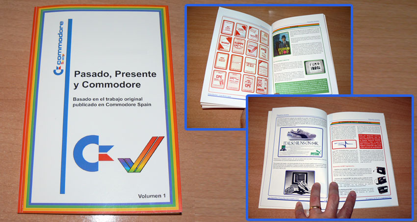 Libro Commodore Spain