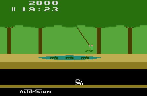 Pitfall Atari 2600 - 1
